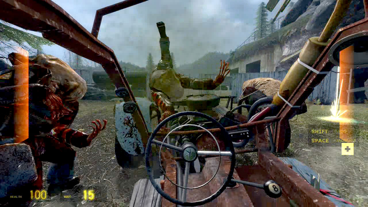 Half-life: blue shift pc video games, reviews, previews, news, galleries  videos - gamesymbol