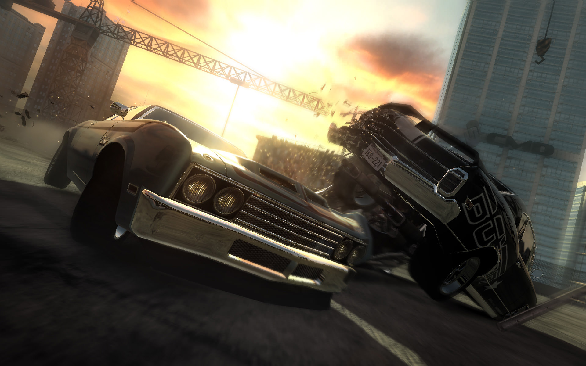 Screens Zimmer 5 angezeig: flatout ultimate carnage pc download