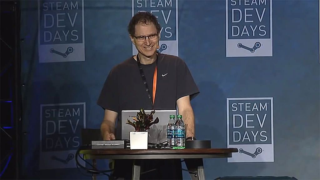 ����������� ������ ������ �� Steam Dev Days