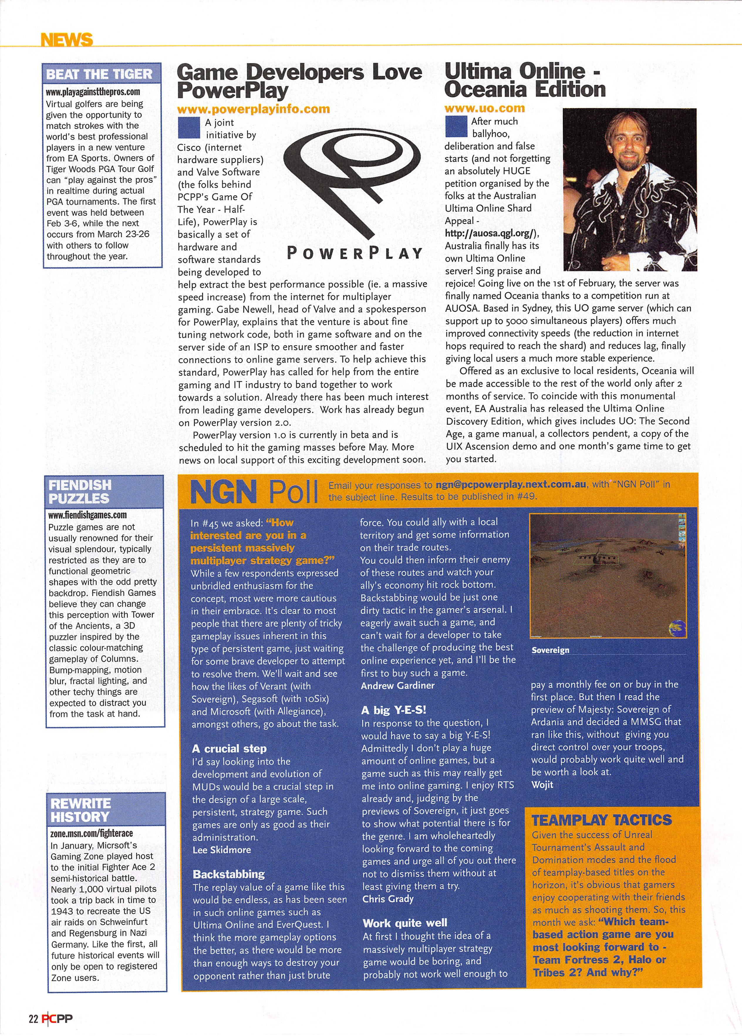 PC Powerplay Issue 47 April 2000